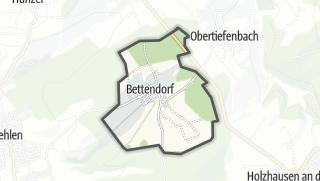 Cartina / Bettendorf