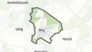 Cartina / Berg