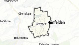 Cartina / Netzenbach