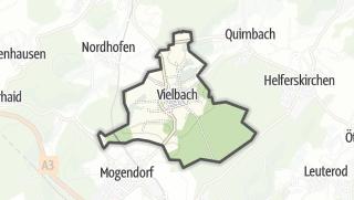 Mapa / Vielbach