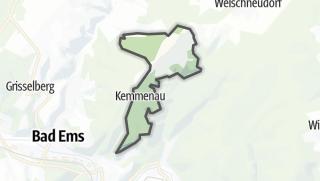Cartina / Kemmenau