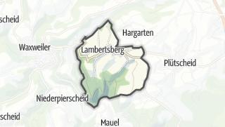 Karte / Lambertsberg