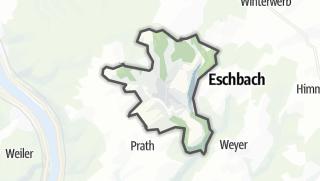 Cartina / Dahlenheim