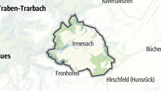Map / Irmenach