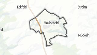 Mapa / Wallscheid