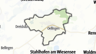 Mapa / Hoehn