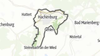 Mapa / Hachenburg