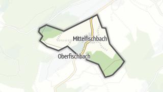 Cartina / Mittelfischbach