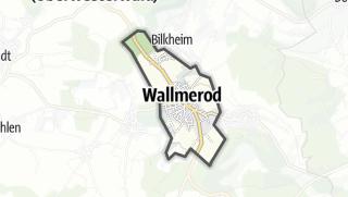 Mapa / Wallmerod
