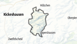 Karte / Heilbach