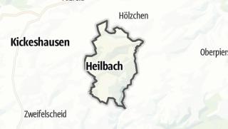 地图 / Heilbach