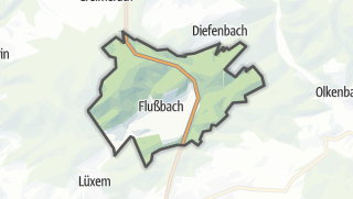 Mapa / Flußbach