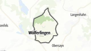 Cartina / Wölferlingen