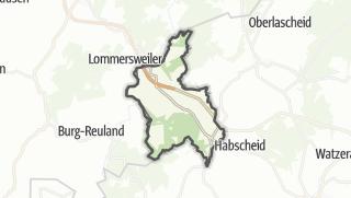 Karte / Winterspelt