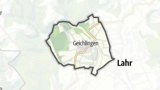 Karte / Geichlingen
