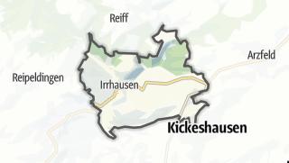 Karte / Irrhausen