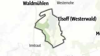 Mapa / Hüblingen