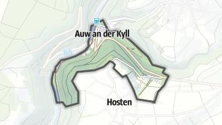 Karte / Auw an der Kyll