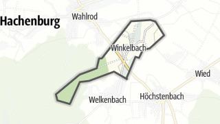 Mapa / Winkelbach