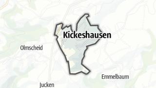 地图 / Kickeshausen