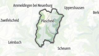 Karte / Plascheid
