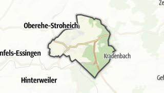 Karte / Dreis-Brück