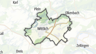 Mapa / Wittlich