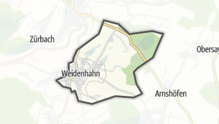 Cartina / Weidenhahn