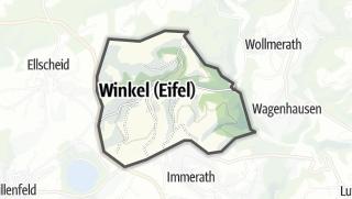 Karte / Winkel (Eifel)