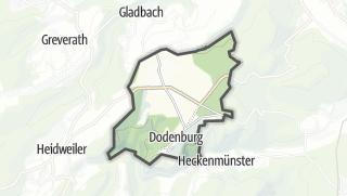 Mapa / Dodenburg