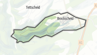 Map / Brockscheid