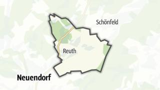 Karte / Reuth