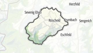 Karte / Roscheid