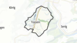 Karte / Trassem