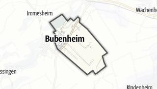 Karte / Bubenheim