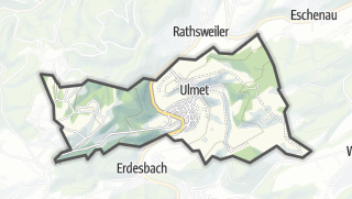 Karte / Ulmet