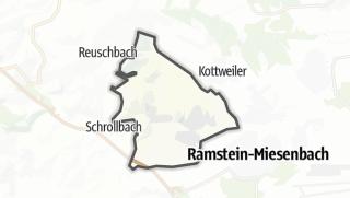 Cartina / Steinwenden