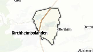 Cartina / Bischheim