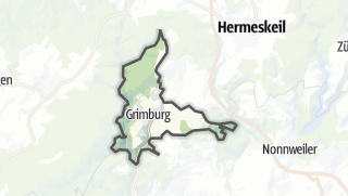 Karte / Grimburg