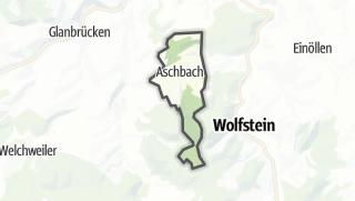 מפה / Aschbach