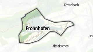 Karte / Frohnhofen