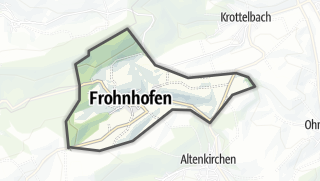 מפה / Frohnhofen