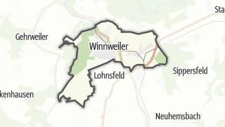 Cartina / Winnweiler
