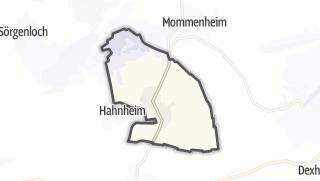 Karte / Selzen