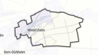 Karte / Wintersheim
