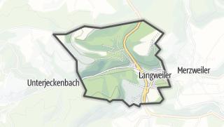 Karte / Langweiler