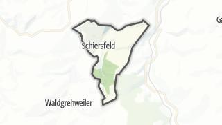 Karte / Schiersfeld