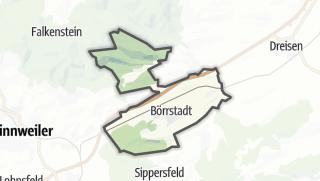 Karte / Börrstadt