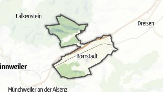 Cartina / Börrstadt
