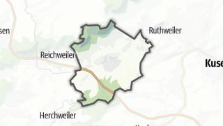 Karte / Pfeffelbach